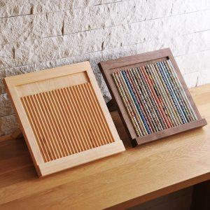 ディスプレイ用木製フレーム